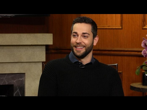 Zachary Levi on the status of the 'Chuck' movie | Larry King Now | Ora.TV