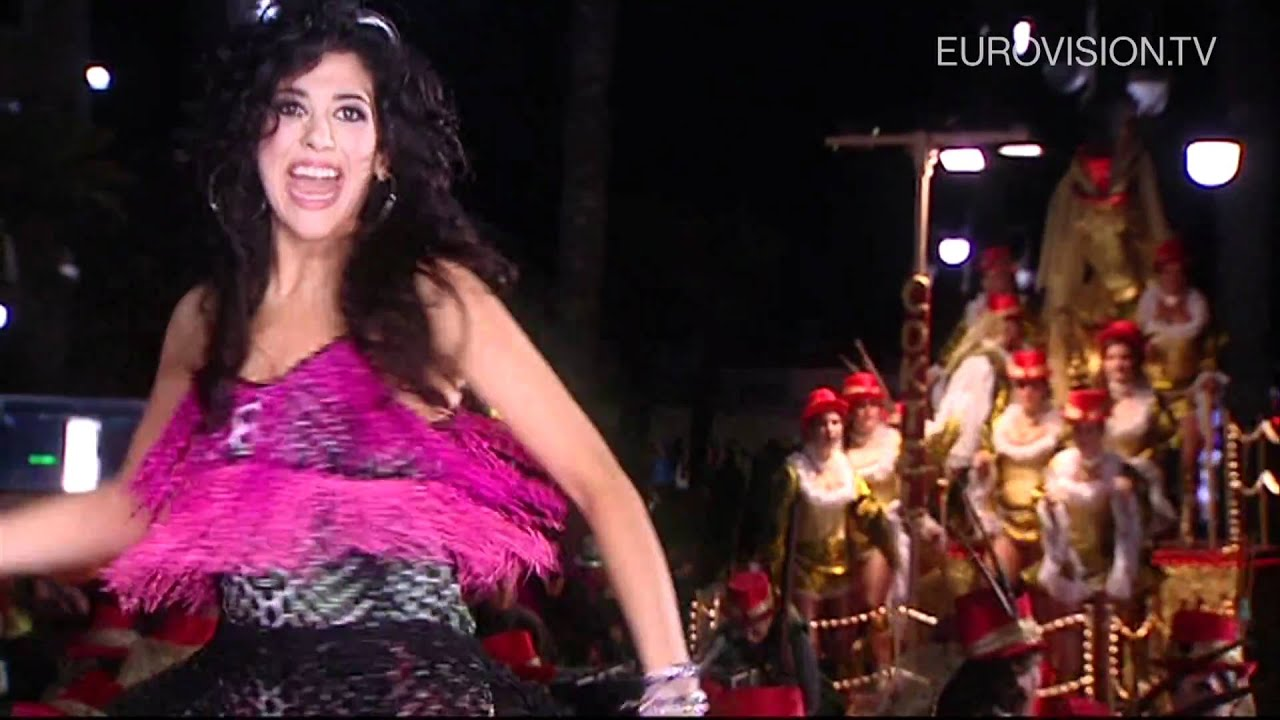 Lucia Perez - Que Me Quiten Lo Bailao (Hispaania 2011)