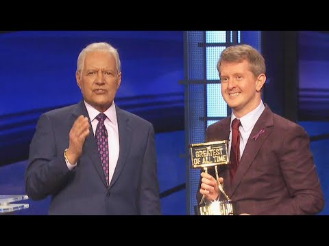 Watch Ken Jennings's Winning Jeopardy! Greatest of All Time Moment