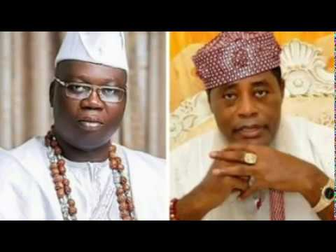 Esabod Onthe War Between A'are Gani Adams And Oluwo Of Iwo.who Is The First Monarch In Yoruba Land,