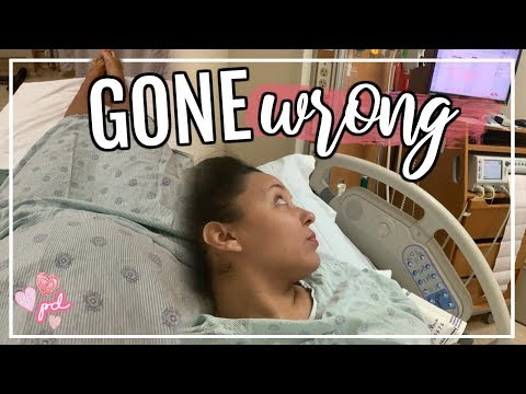 LUMBEE HOMECOMING GONE WRONG | SURPRISE VISIT TO THE EMERGENCY ROOM! | Page Danielle