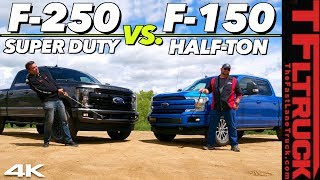 Do You Really NEED a Heavy Duty Truck When a New Half-ton Can Tow So Much? by The Fast Lane Truck