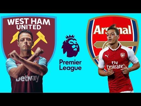 West Ham vs Arsenal, Premier League, Prediction Match 13-12-2017