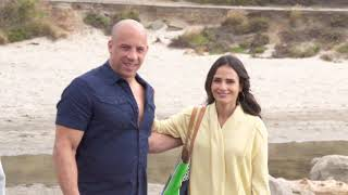 Nonton Furious 7 Behind The Scenes - Vin Diesel, Paul Walker, Dwayne Johnson, Michelle Rodriguez Film Subtitle Indonesia Streaming Movie Download