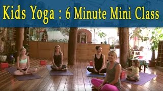 Video Yoga for Kids with Annie Marks MP3, 3GP, MP4, WEBM, AVI, FLV Oktober 2018