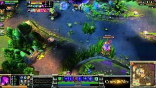 (HD047) 5c5 Morgana solo queue Top ELO EU - part 3 - League Of Legend Replay [FR]