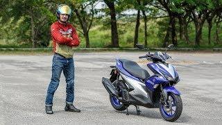 ULASAN VIDEO: Yamaha NVX 155 di Malaysia - RM10,500