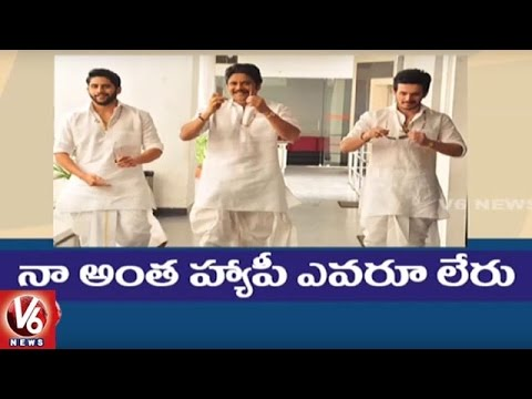 Nagarjuna Tweets || Series Of Movies In September From Akkineni Family || Tollywood Gossips