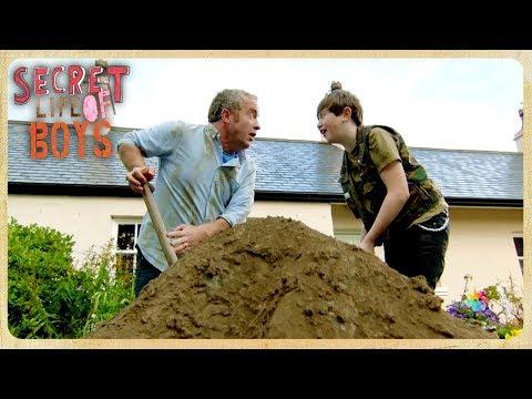 Can You Dig It? | Secret Life of Boys: Series 2, Episode 6 | ZeeKay