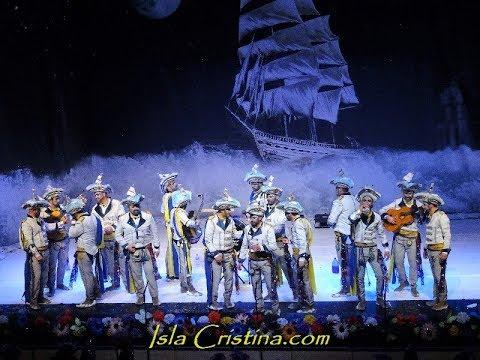 "Comparsa ""Lagrimas de sal"" Final Carnaval de Isla Cristina"