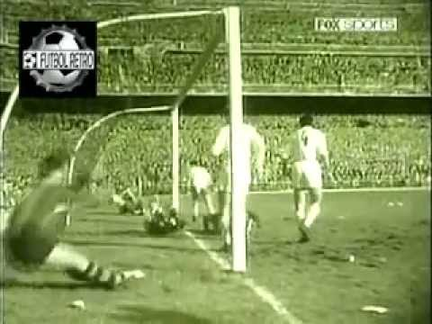 Real Madrid 2 vs Barcelona 1 Liga España 1956/57 FUTBOL RETRO TV