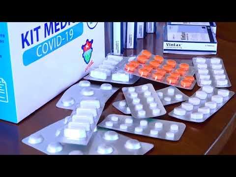Atención primaria y kit médico gratuito para frenar la pandemia