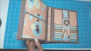 Thanks for stopping by my channel. Hope you enjoy the Waterfall Mini Albums I created using My Sisters Scrapper tutorial.