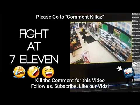 fight at 7 eleven