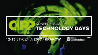 CIPP Technology Days 2017