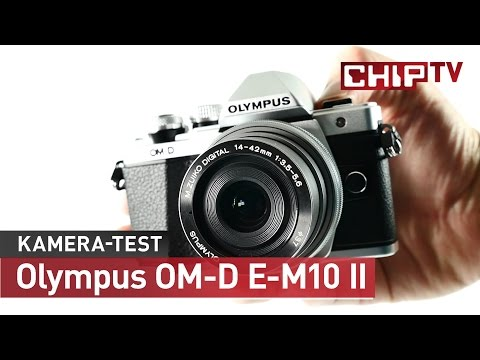 Olympus OM-D E-M10 II - Kamera-Test | CHIP