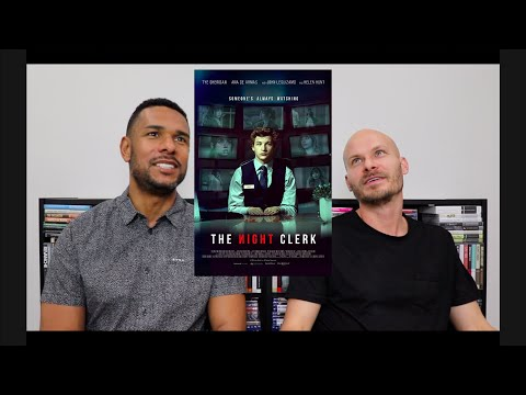 The Night Clerk Movie Review **SPOILER ALERT**