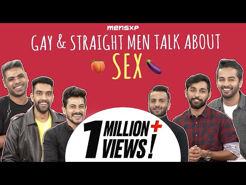 Video MensXP: Indian Gay And Straight Men Talk About Sex download in MP3, 3GP, MP4, WEBM, AVI, FLV January 2017