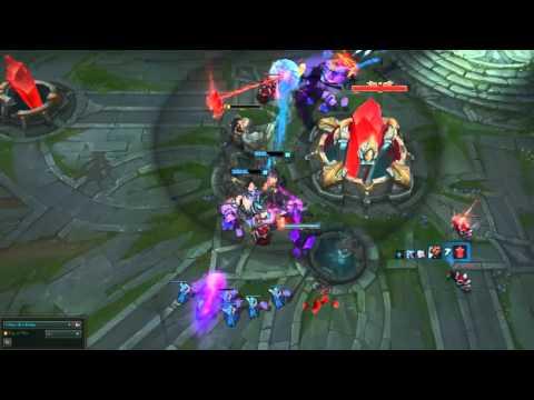 全隊 靠一個虛空之門 贏得比賽
