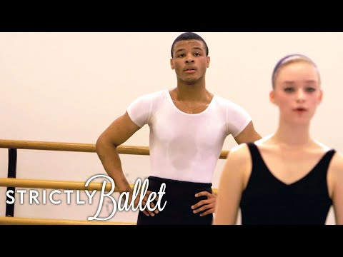 What It Takes to Be a Star - Episode 1 -- Teen Vogue's Strictly Ballet