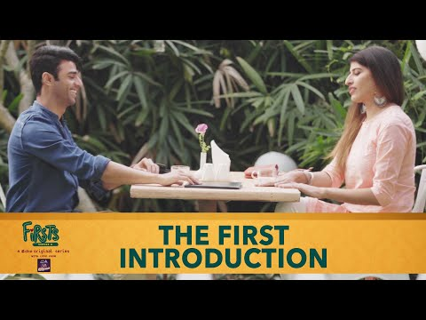 Dice Media | Firsts Season 4 | Web Series | Part 1 | The First Introduction