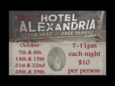 The Haunted Hotel Alexandria
