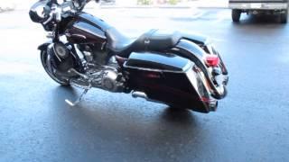 4. 2011 Harley Davidson FLHXSE CVO Street Glide