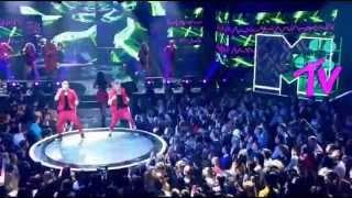 БЬЯНКА - Ногами Руками (live) / Премия MTV EMA 2014