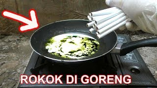 Download Video EKSPERIMEN SQUISHY, ROKOK DI GORENG MP3 3GP MP4
