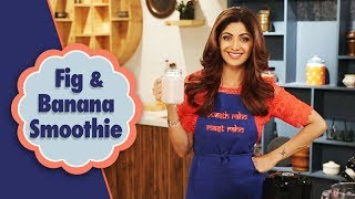 Today I will teach you how to make a power-packed smoothie that is full of good health and great for when you want some energy on the go. Super-simple and super delicious! Here is the link for all the fitness freaks out there - http://bit.ly/ShilpaShettyKundraDon't forget to Like & Share for more fitness videos!!!Like us on Facebook - https://www.facebook.com/TheShilpaShetty/Follow us on Twitter - https://twitter.com/TheShilpaShettyFollow us on Instagram - https://www.instagram.com/theshilpashetty/