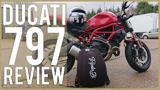 9. Ducati 797 Review for Newbies 4K