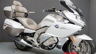 7. 2014  BMW  K1600GTL EXCLUSIVE  - National Powersports Distributors