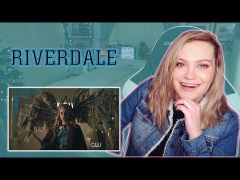 "Riverdale Season 3 Episode 8 ""Outbreak"" REACTION! (Mid-Season Finale)"