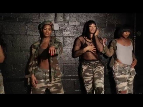 Watch a video for Teyana Taylor's 'Touch Me'