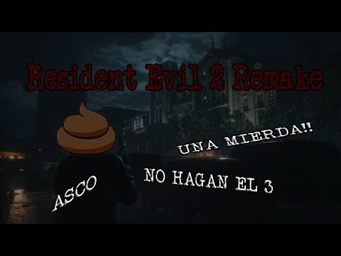Resident Evil 2 Remake - Opinion y Critica del demo #Horrible