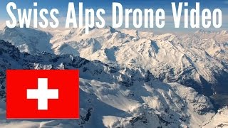 This drone video from the top of the Swiss Alps, Mount Tilis gives you the feeling of being on top of the word, because you are! Drone video of the Swiss Alps, ...