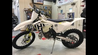 1. 2018 Husqvarna TX300 Horsepower, Specs Review