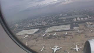 Takeoff From Don Muang International Airport In Bangkok Thailand