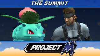 Summit – Bobo (Ivysaur) vs Yata! (Snake)