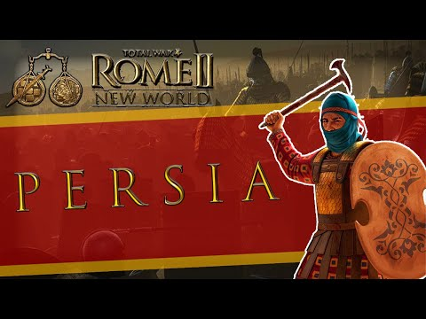 Taking the Seleucid's Capital! - #10 New World Mod Total War Rome 2 Persia Campaign