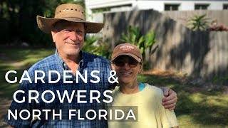 TOUR OF FOOD FORESTS: Florida Panhandle's Gardens & Growers