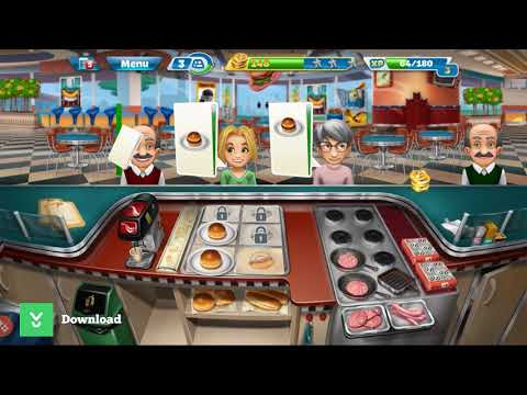 Cooking Fever - An Addictive Time Management Game About Cooking