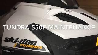 3. Skidoo Tundra Maintenance