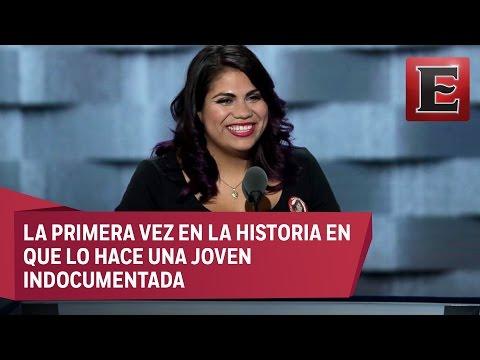 Activista responderá en español al discurso de Trump ante el Congreso