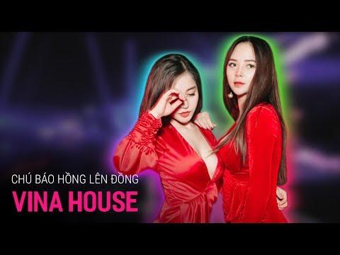 NONSTOP Vinahouse 2019 | Chú Báo Hồng Lên Đồng - DJ Anh Phiêu | Nhạc Sàn Remix Hay Nhất 2019 - Thời lượng: 41 phút.