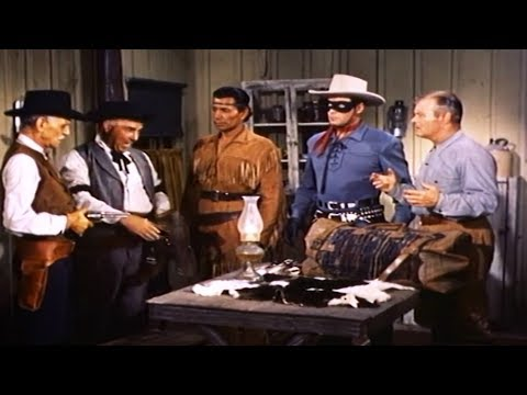 The Lone Ranger   Trouble at Tylerville   HD   TV Series English Full Episode
