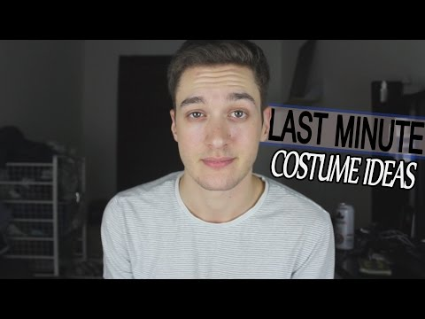 Minute - In which Andrew shows how to easily make 5 costumes from what you probably have lying around your house. just watch the damn video it's super funny I swear My Twitter: http://www.twitter.com/andre.