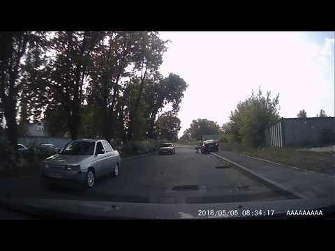 Авария в Черкассах