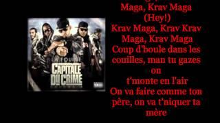 Parole Krav Maga La Fouine
