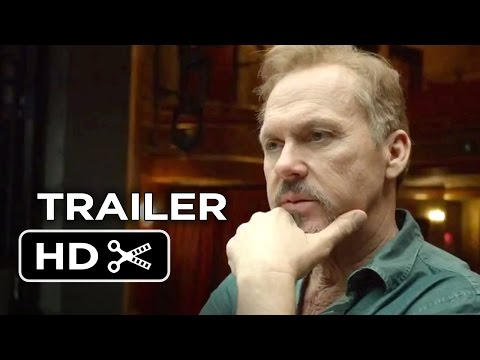 MOVIES: Birdman - Official Trailer feat Michael Keaton and Emma Stone